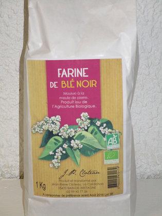 Farine de blé noir BIO 1Kg