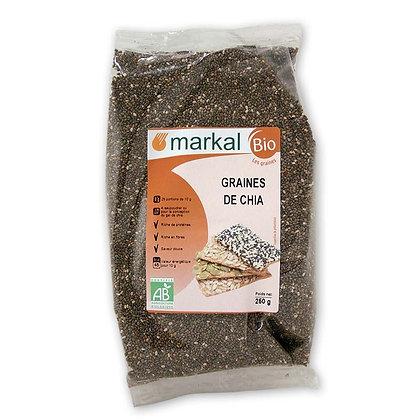 Graines de chia bio Markal Nantes 44300