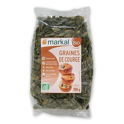 Graines de courge bio Markal Nantes 44300