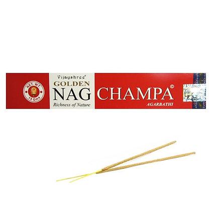 """Encens naturels Golden Nag """"Champa"""""""