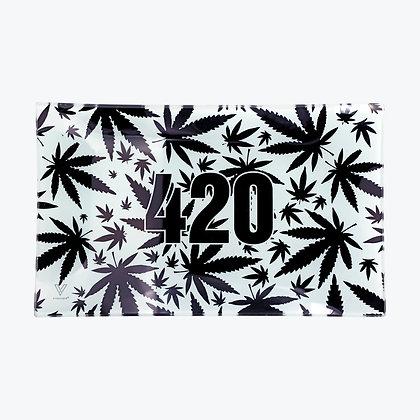 "Plateau en verre ""420"""
