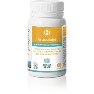 Huiles essentielles et Curcuma contre les douleurs articulaires - Aroma Celte