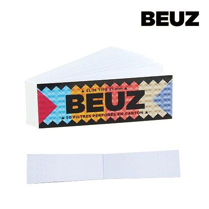 Filtre en carton, Tips BEUZ
