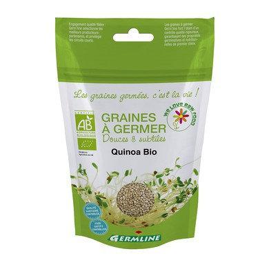 Quinoa bio à germer