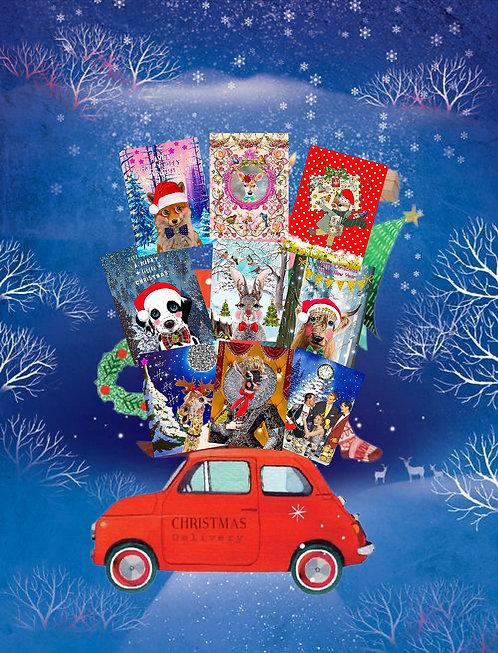 Kerstfeestpakket Mini 1