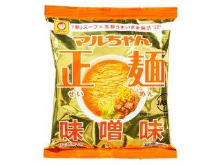 Maruchan Seimen Fukuromen Miso (Instant Miso Ramen Noodles)