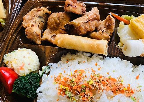 Bento for dinner | Saba Tatsutaage