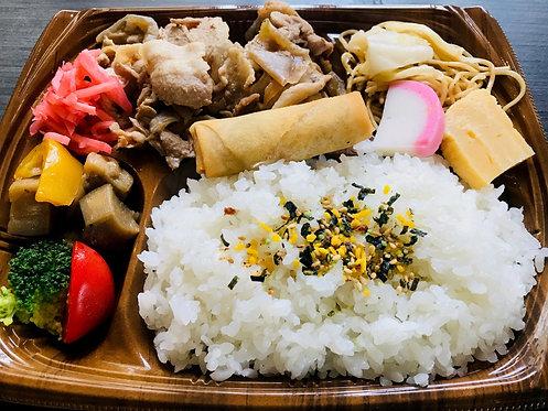 Bento | Buta Syogayaki