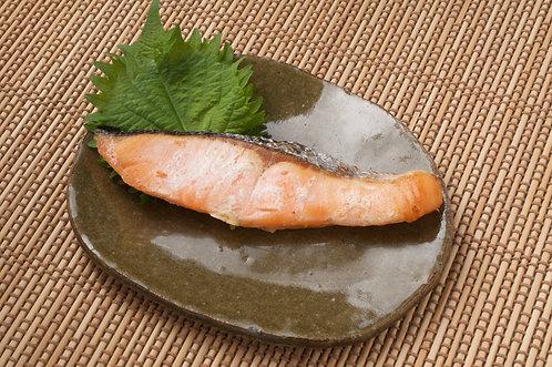 Shio-Sake (Grilled salted salmon)   Frozen ≒100g