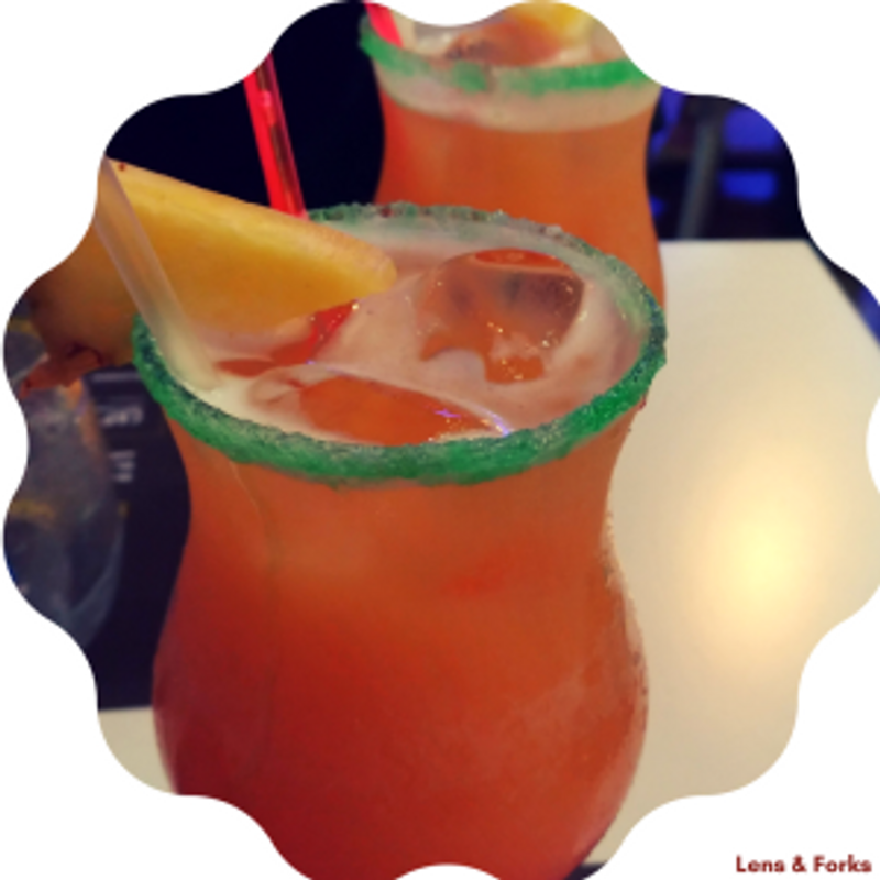 Cocktail le Deck Restaurant