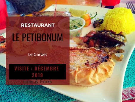 Restaurant le Petibonum