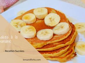 Pancakes à la banane !