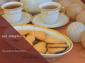 Biscuits Secs Simples