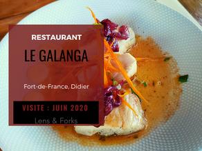 Restaurant Le Galanga Bar Fish