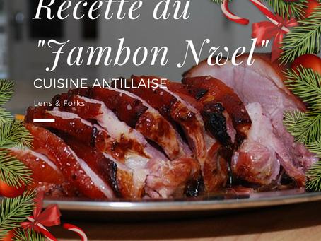 Recette du jambon de Noël Antillais
