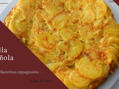 Recette de la tortilla espagnole