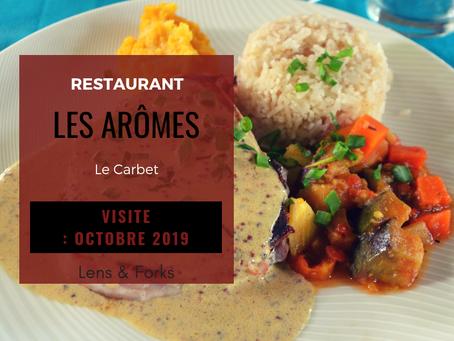 Restaurant : Les Arômes