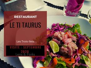 Restaurant le Ti Taurus