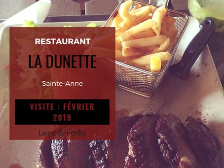 Restaurant la Dunette