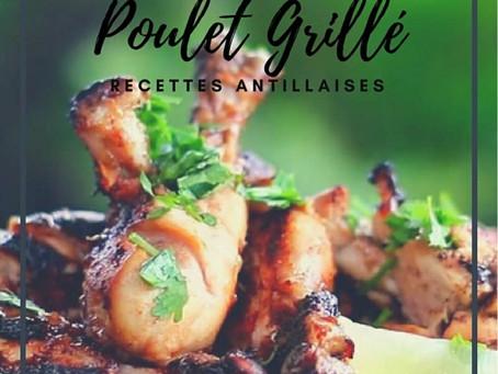 Recette du poulet grillé (antillais)