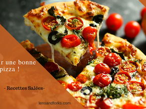 Réussir une bonne pizzas !