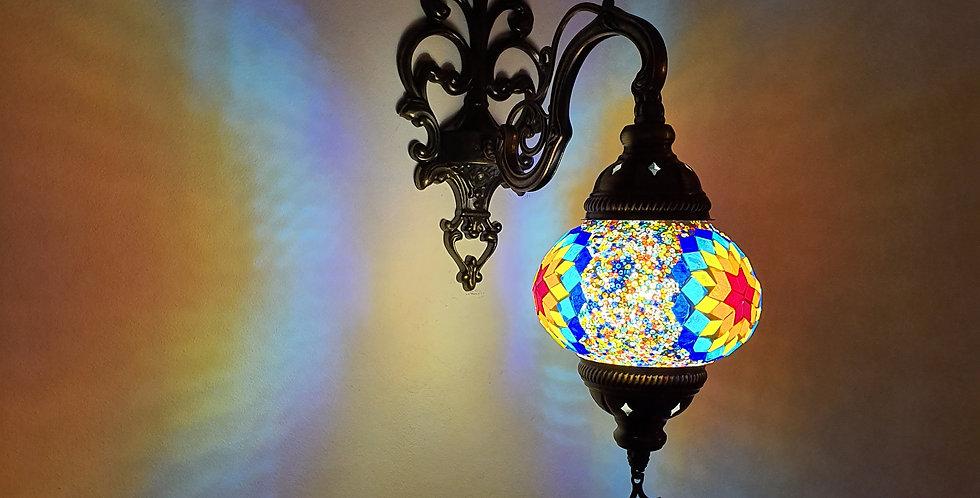 Lámpara turca de pared tamaño 2
