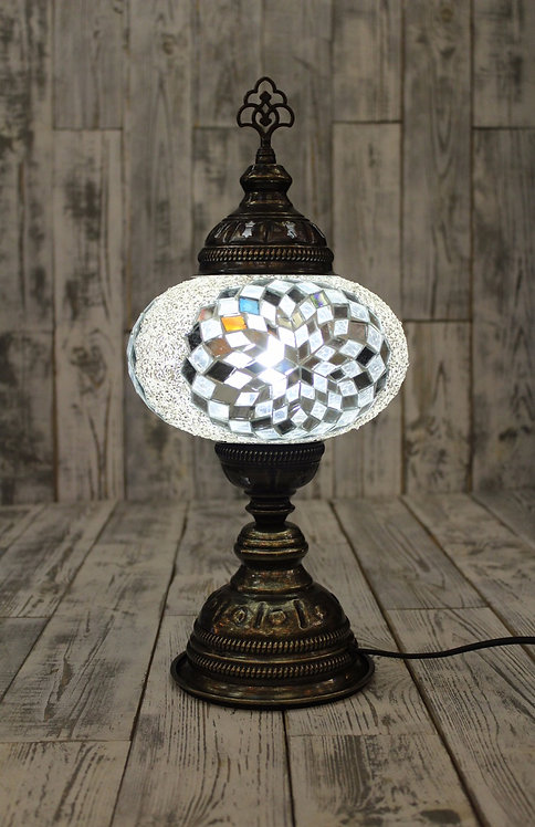 Lámpara turca de mesa tamaño 4