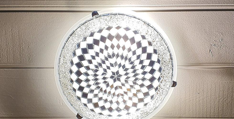 Plafón mosaico 30 cm