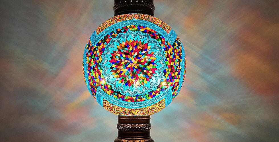 Lámpara turca de techo -  globo de 50cm