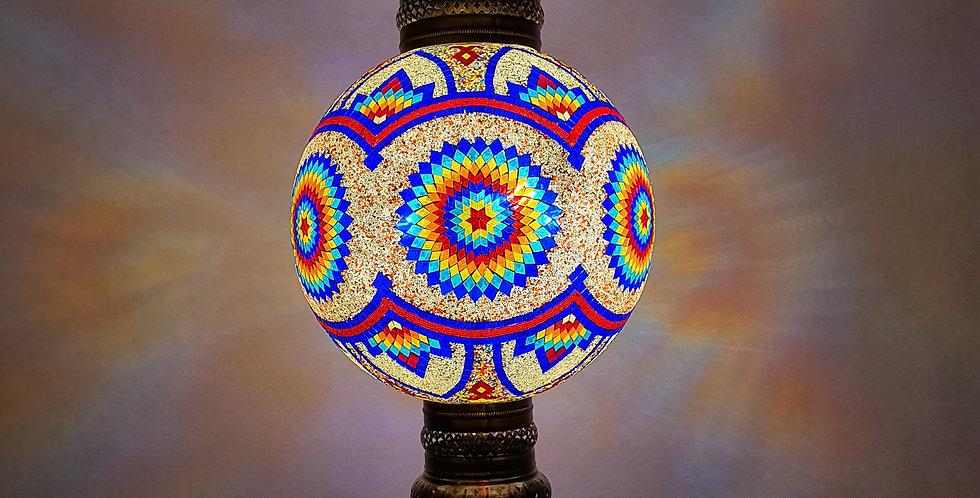 Lámpara turca de techo -  globo de 50 cm