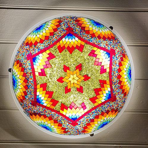 Plafón mosaico 50 cm