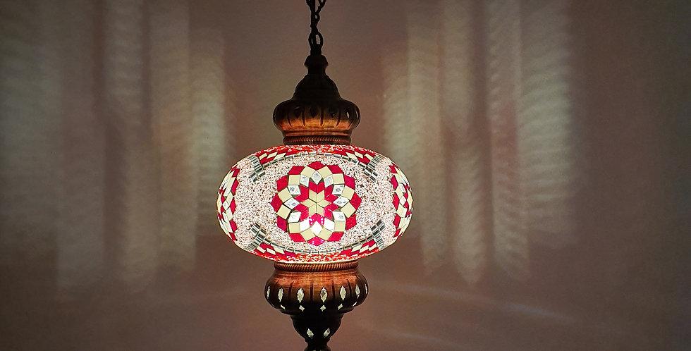 Lámpara turca colgante tamaño 5
