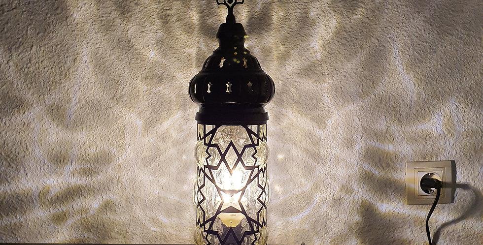 Lámpara árabe de mesa