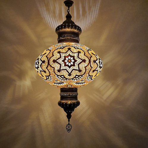 Lámpara turca de techo - 60 cm