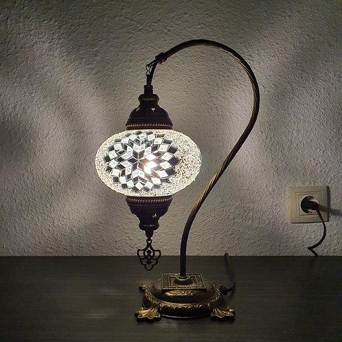 Lámpara turca de mesa con arco, tamaño 3