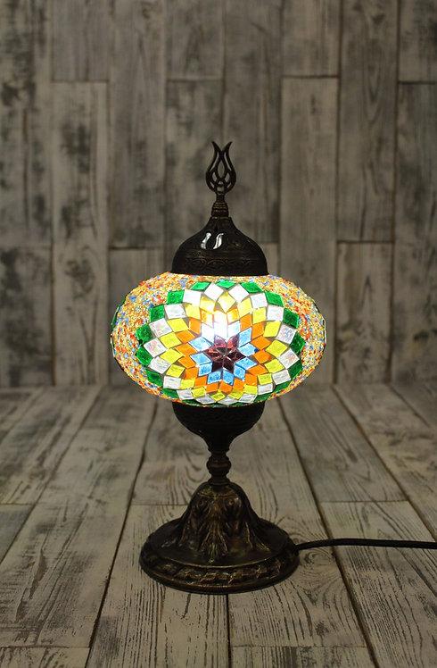Lámpara turca de mesa tamaño 3