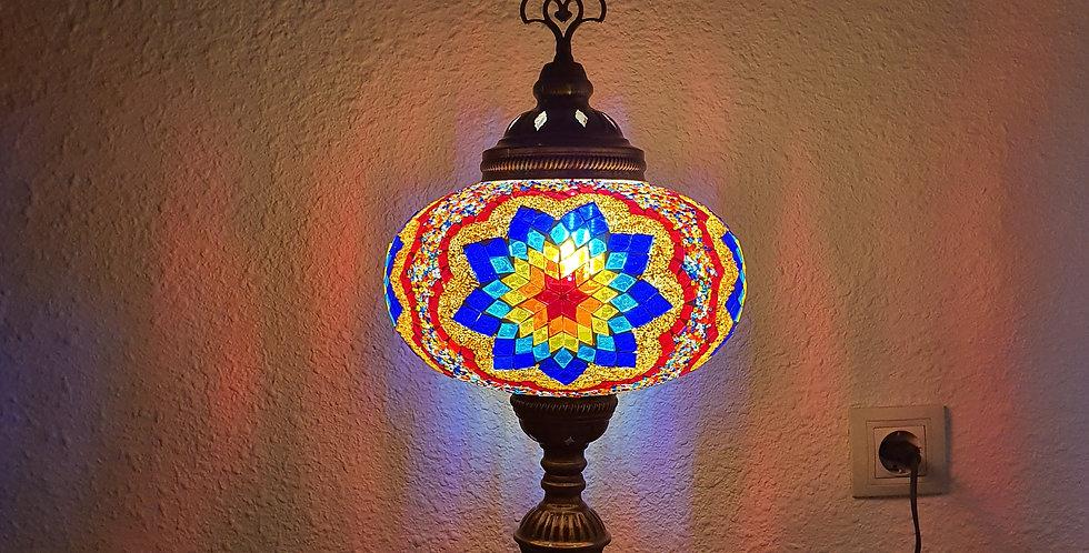 Lámpara turca de mesa tamaño 5