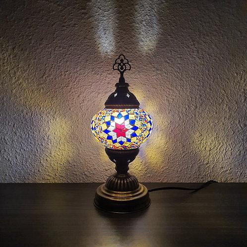 Lámpara turca de mesa tamaño 2