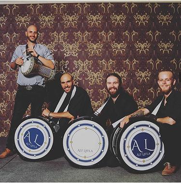 Zaffet Drummers Johannesburg