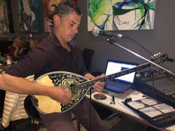 Bouzouki Player