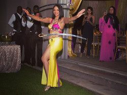 Cherri Sword Belly Dance