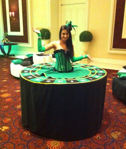 Living Table - Casino