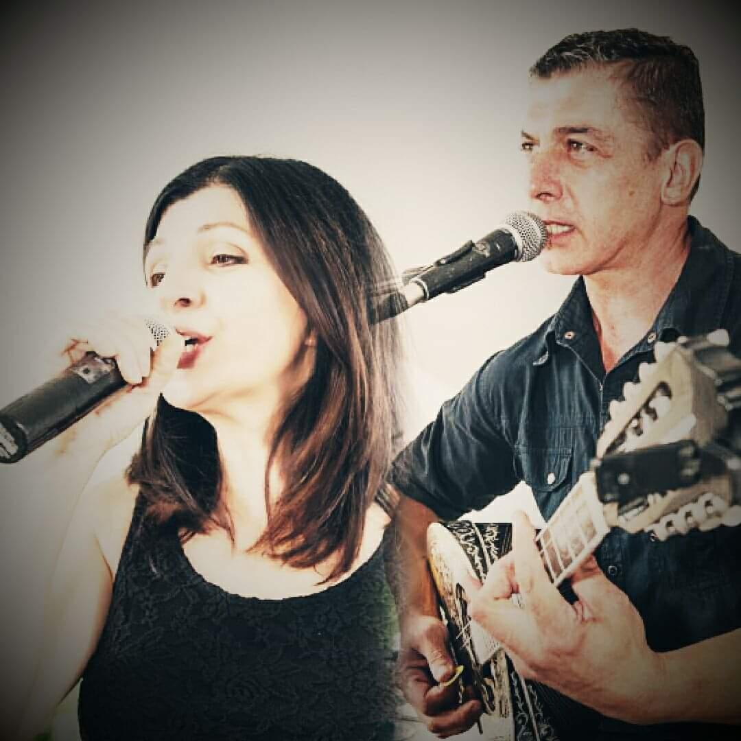 Greek Singer and Bouzouki Player
