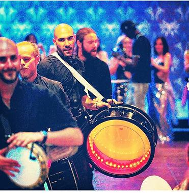 Lebanese wedding entertainment