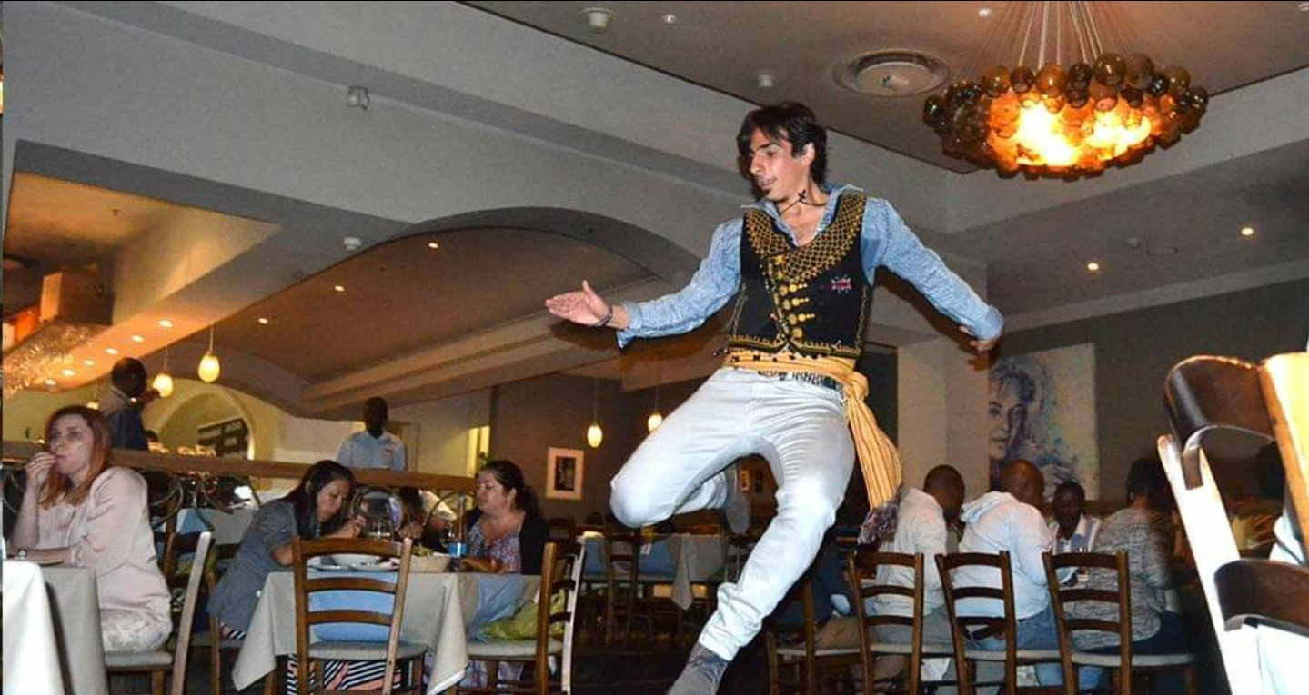 Greek Dancer