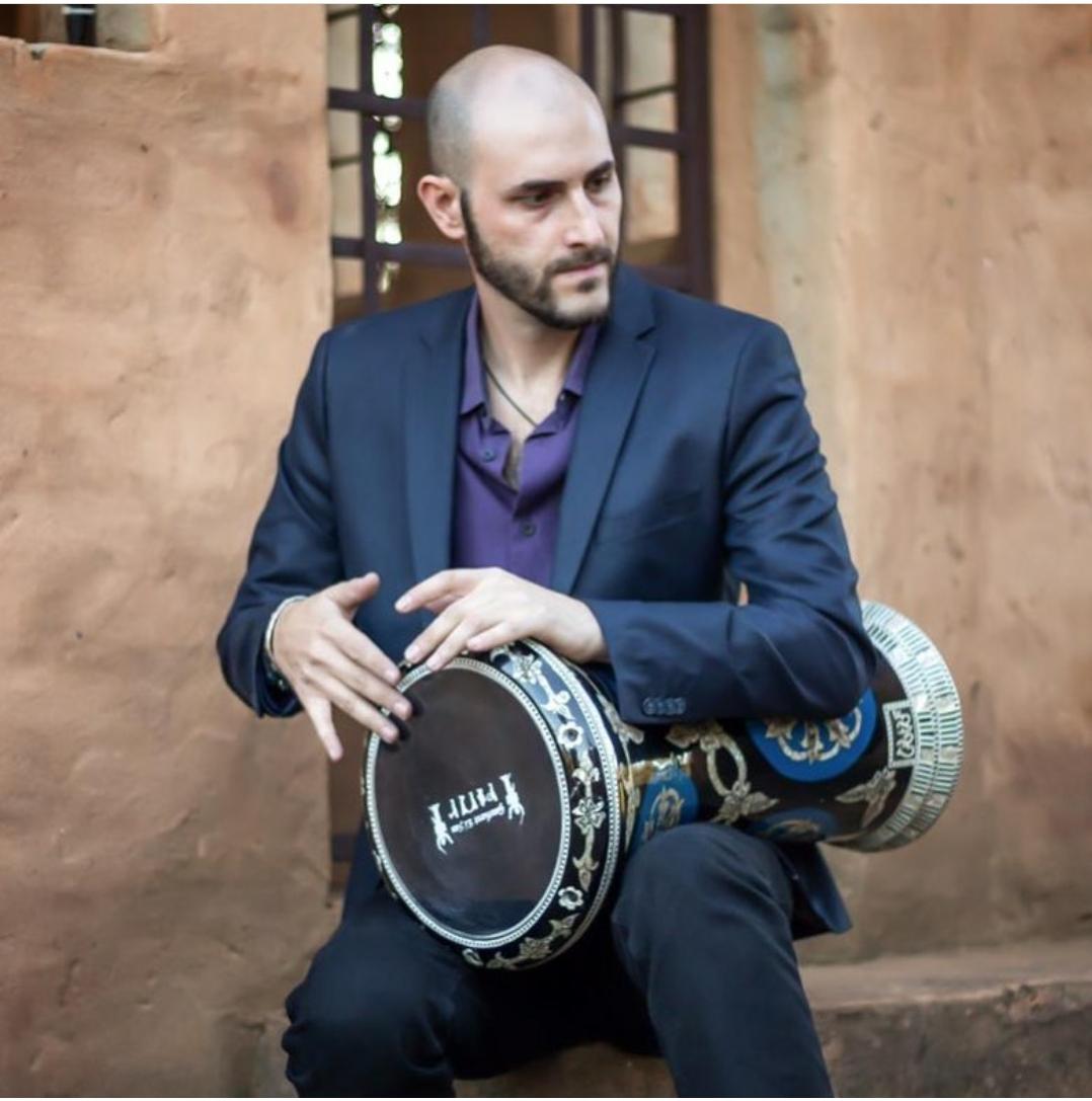 Middle Eastern Drummers (Tabla)