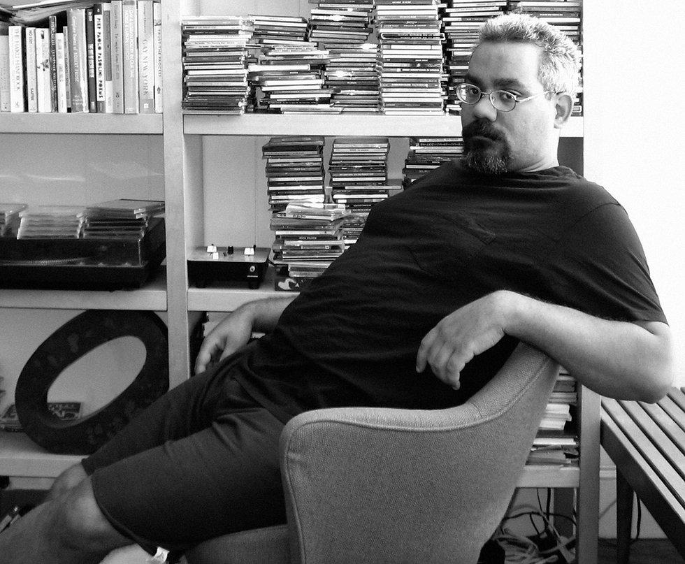 Christian Ortega - Poet & Artist