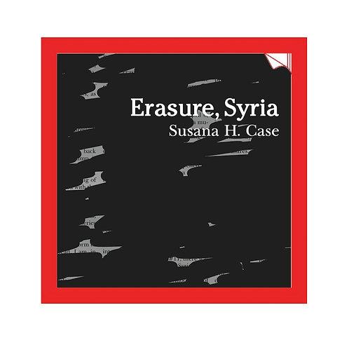 Erasure, Syria -Susana H. Case