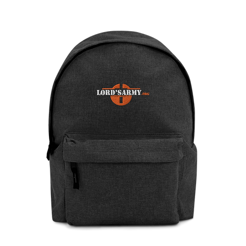 Lord's Army Backpack