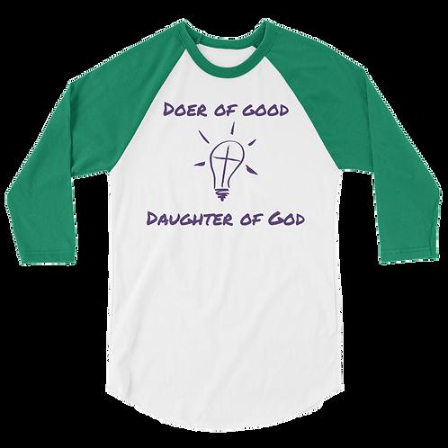 Doer of Good, Daughter of God